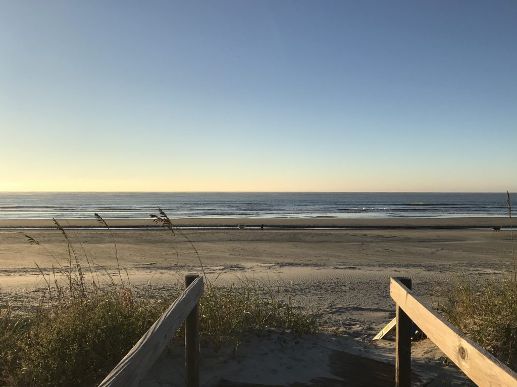 Isle of Palms - Thanksgiving on the Charleston Coast