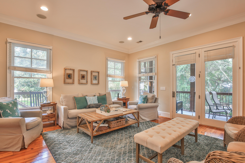 The Okeanos E Ashley Ave 1008 Living Room