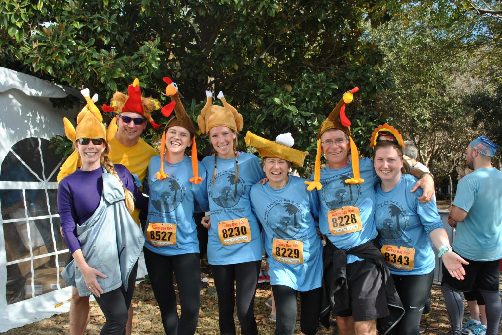 Turkey Day Run - Thanksgiving on the Charleston Coast