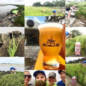 Low Tide Brewing Beers