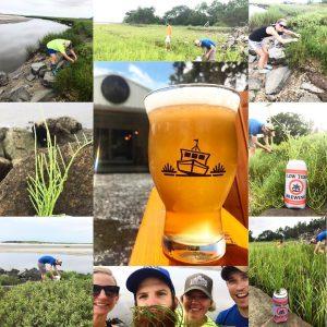 Low Tide Brewing Beers