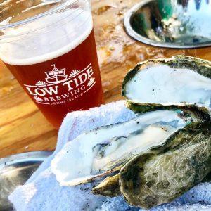 Low Tide Brewing Oyster Roast