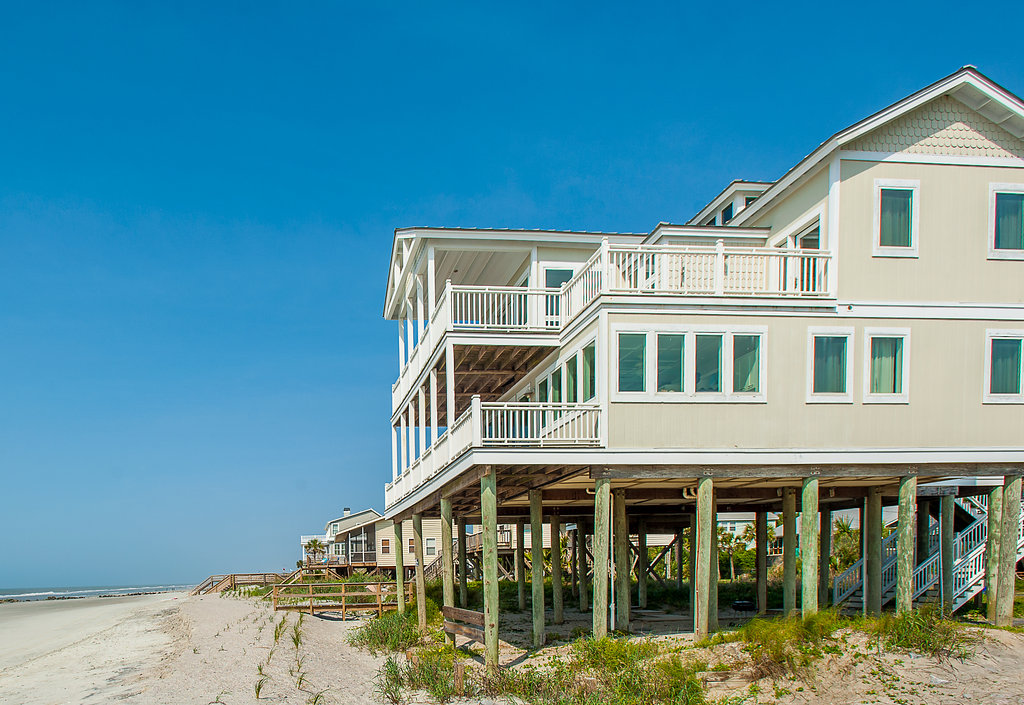 1215 E Arctic Ave Folly Beach Vacation Al Charleston Coast Vacations Before