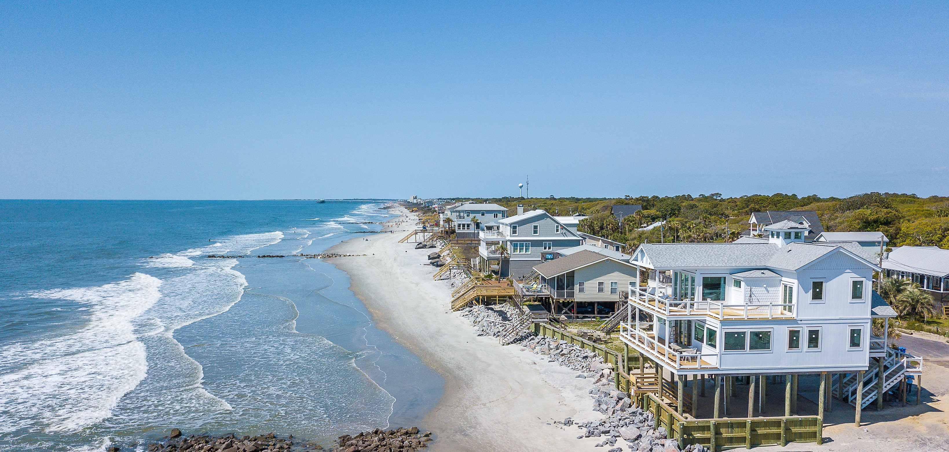 1215 E Arctic Folly Beach Charleston Coast Vacations Vacation Rental After