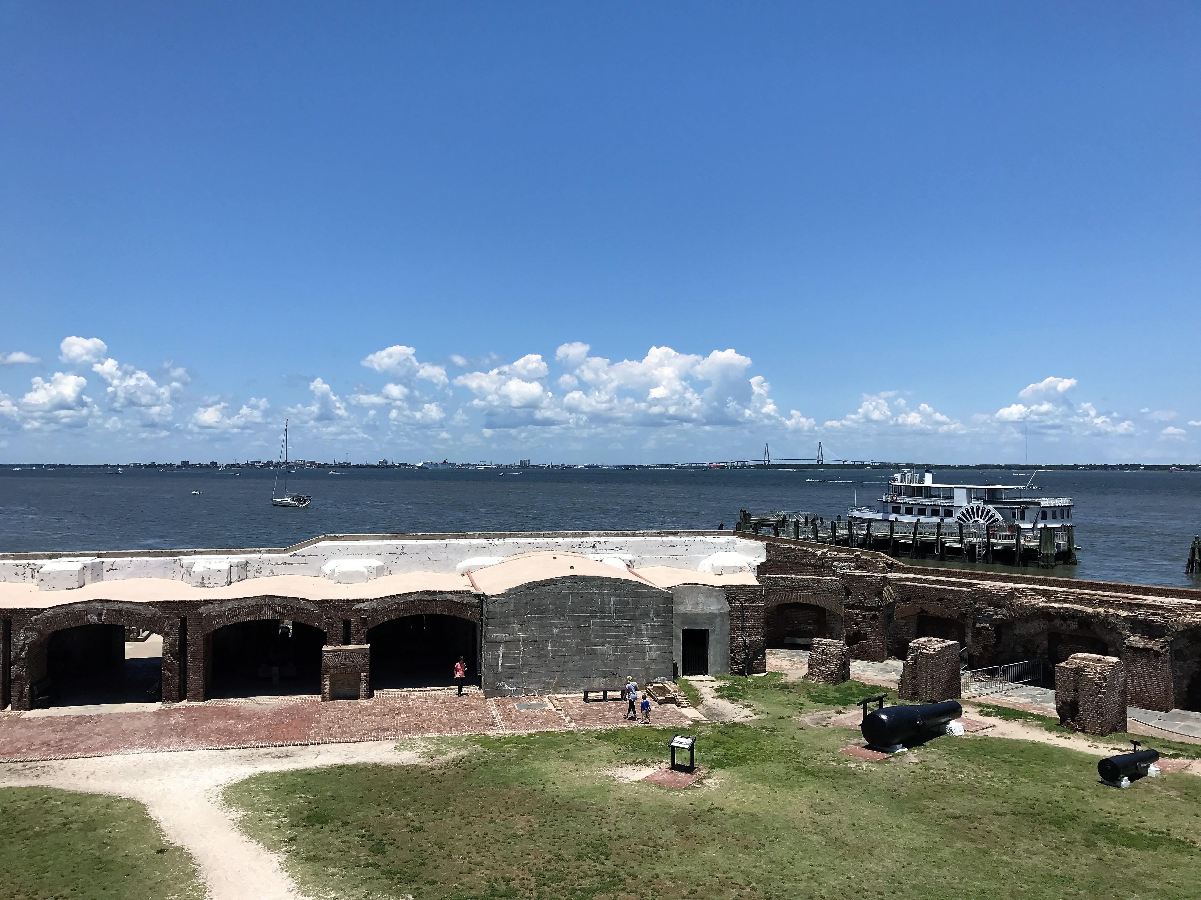 Fort Sumter Outdoor Activities Charleston things to do vacation