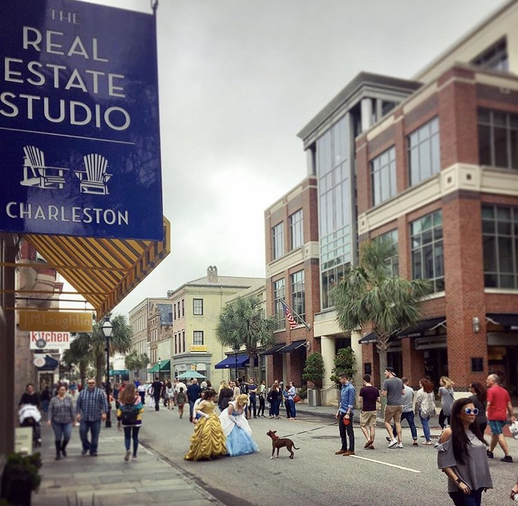 King St Outdoor Activities Charleston Things To Do Vacation