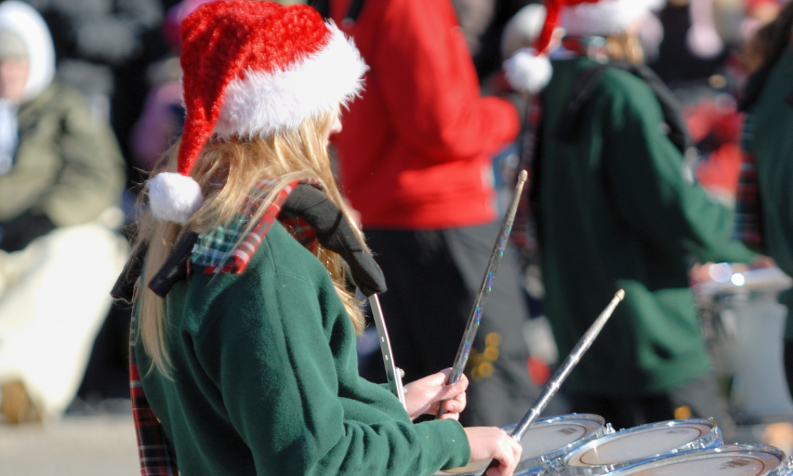 This Is Why You Need to Attend the Mount Pleasant Christmas Parade