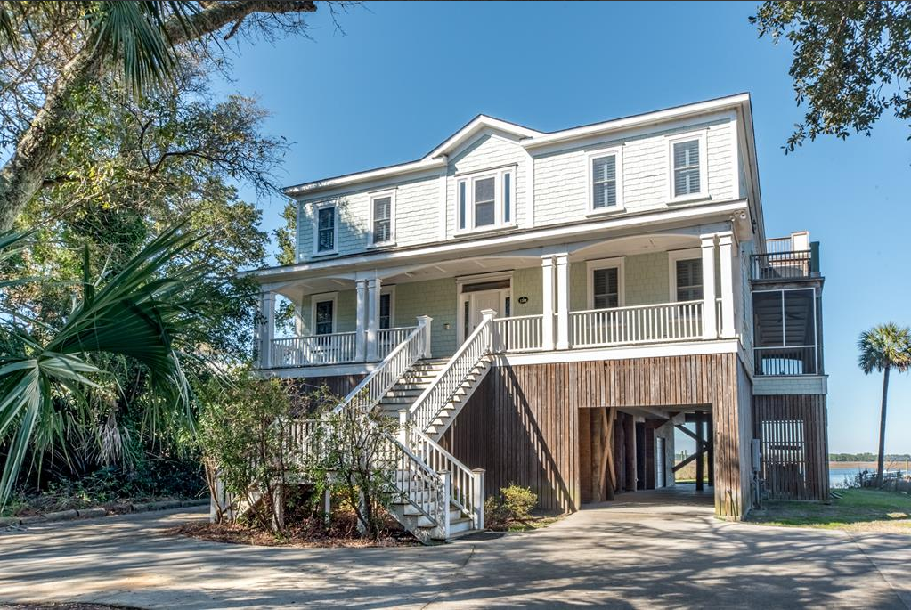folly beach house