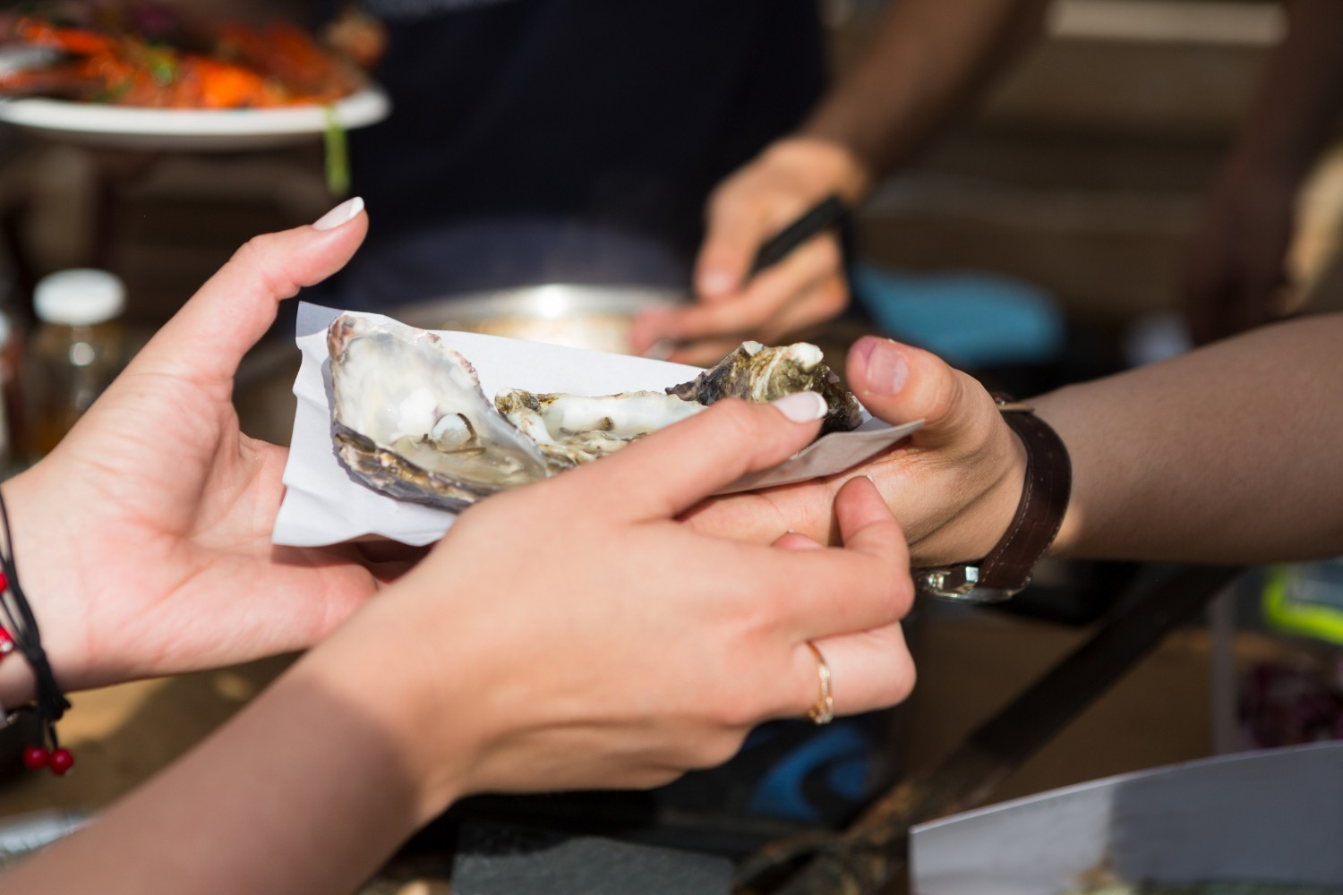 Everything You Need to Know About the Lowcountry Oyster Festival
