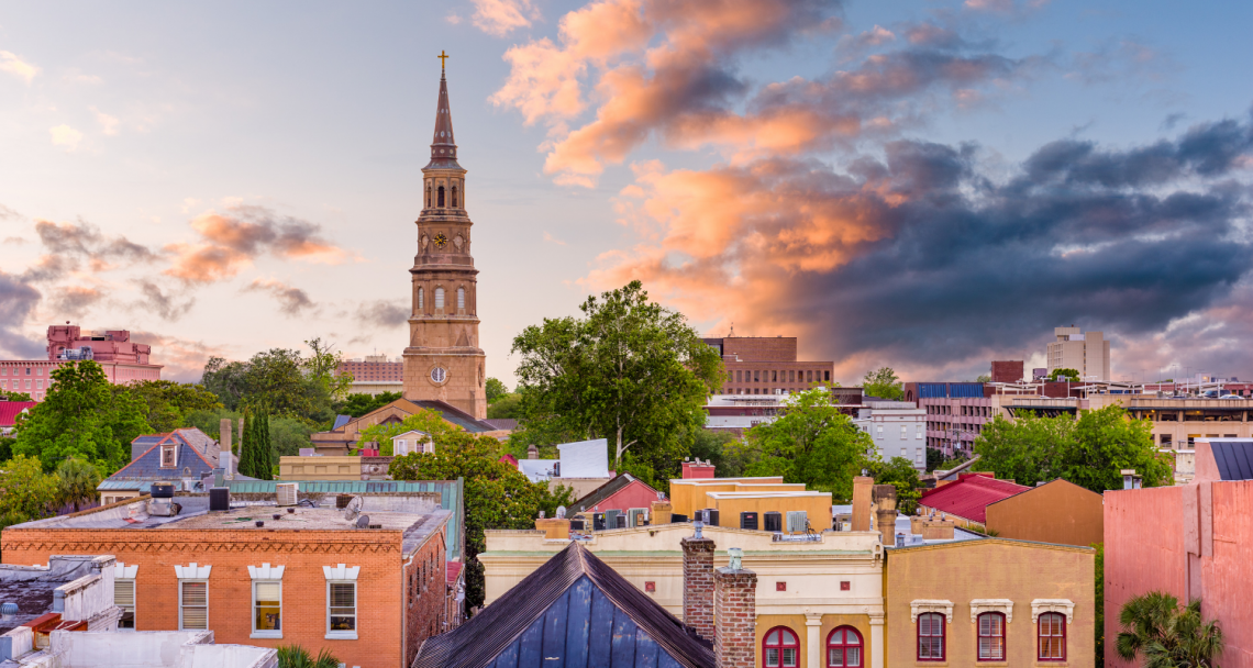 Here's All You Should Know About Visiting Charleston in March