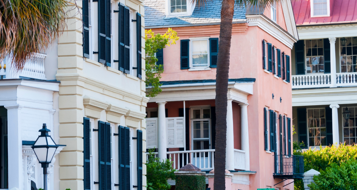 HERE'S ALL YOU SHOULD KNOW ABOUT VISITING CHARLESTON IN APRIL