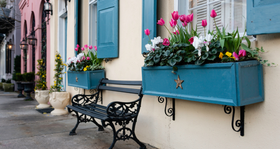 The 3 Things You Should Know About Visiting Charleston in May