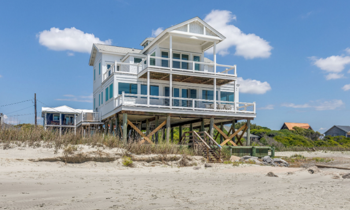 Best Place to Buy a Beach House in South Carolina: Top 3 Locations