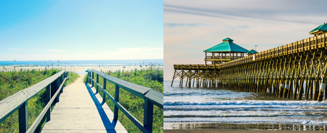 Folly Beach or Isle of Palms: Which Beach Is Best for You?