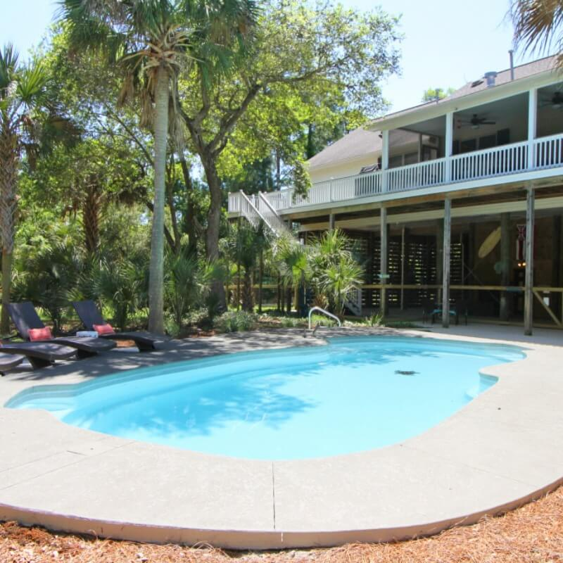 Beach House Isle Of Palms: Folly Beach Vacation Rentals : Isle Of Palms Vacation